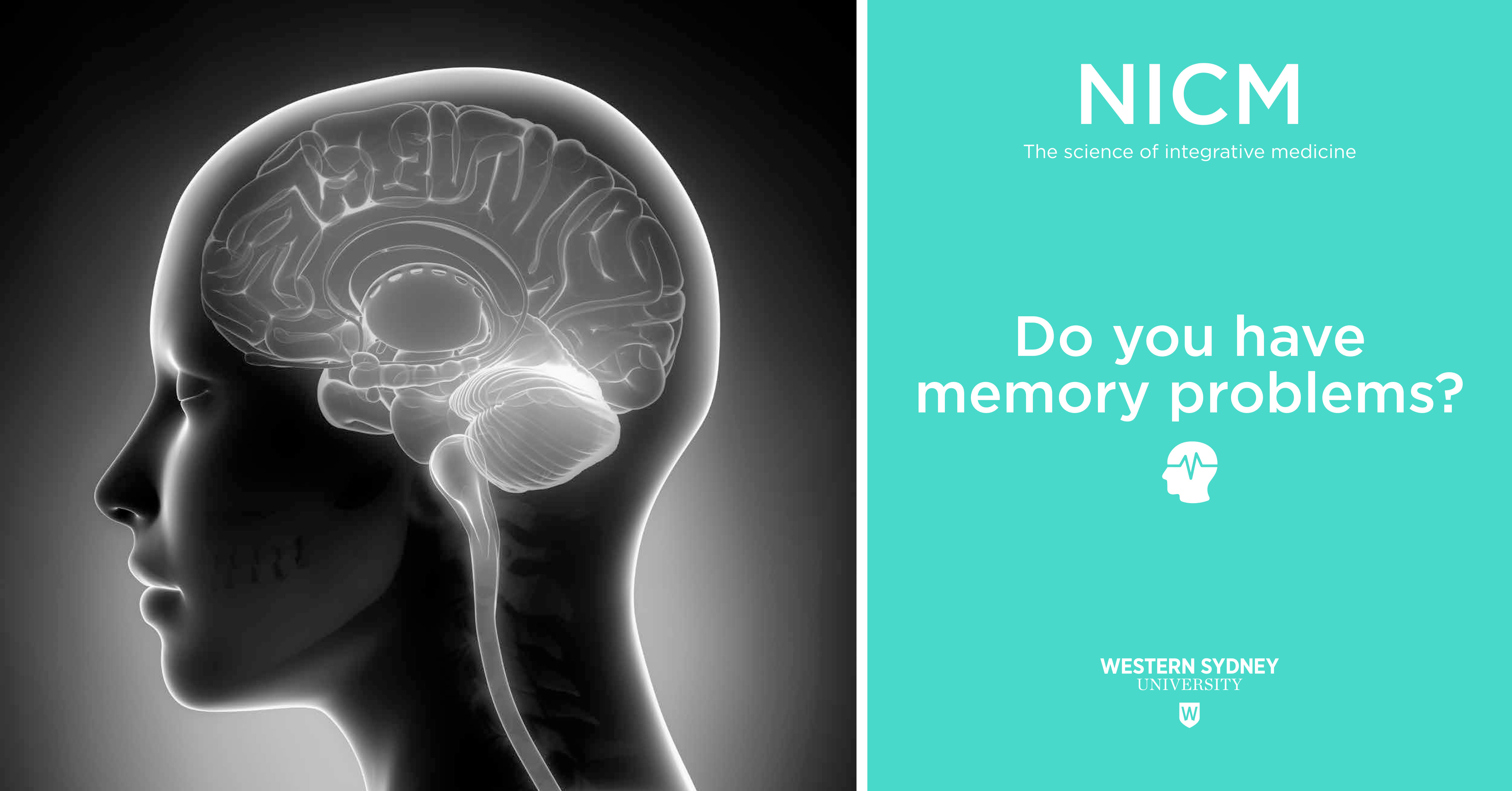 Do you have memory problems?