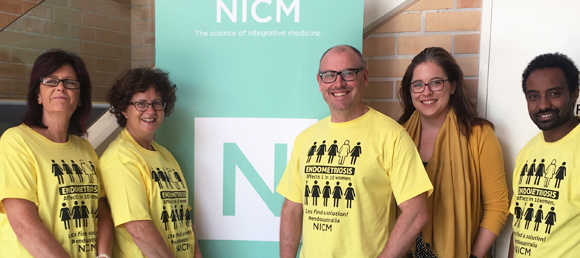NICM March into Yellow